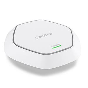 Linksys LAPN300-EU Business Access Point Wireless Wi-Fi Single Band 2.4GHz N300 with PoE